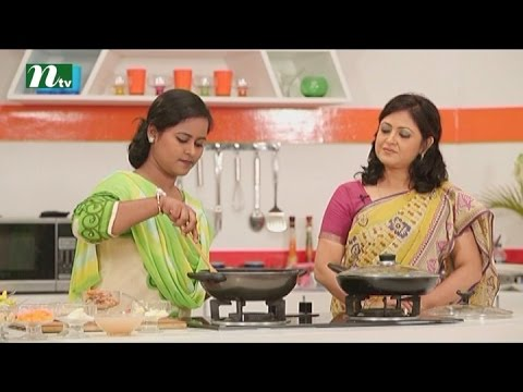 Today's Kitchen  (টুডে'স কিচেনে)  | Episode 42 | Food Programme