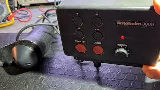 Autohelm 3000 Service