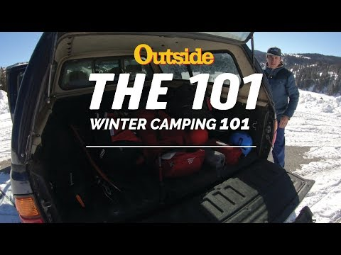 The 101: Winter Camping Gear Essentials   Outside