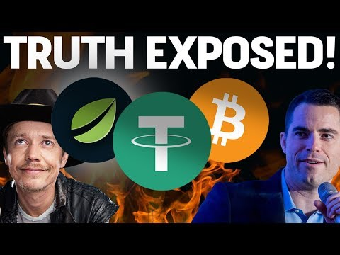 Tether-Bitfinex Investigation The Entire Truth Exposed! You Won't Believe Who's Involved!!