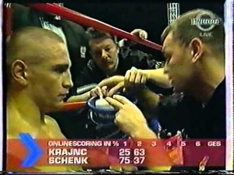 2000 10 07 Armand Krajnc W TKO 6 Bert Schenk