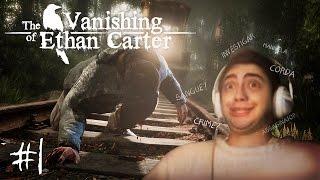 THE VANISHING OF ETHAN CARTER - MISTÉRIO! - Parte 1 (LEGENDADO PORTUGUÊS)