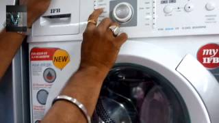 IFB Automatic Washing Machine (720p HD)