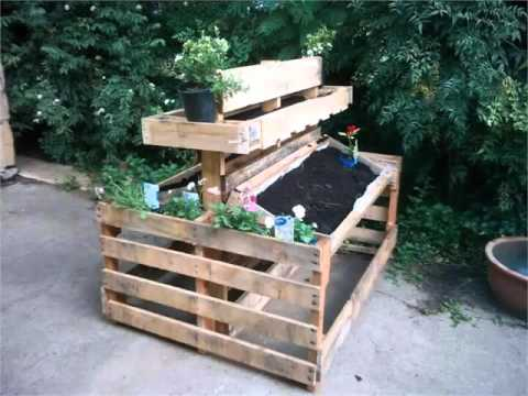Diy Pics Of Pallet Furniture Collection | Pallets Benches