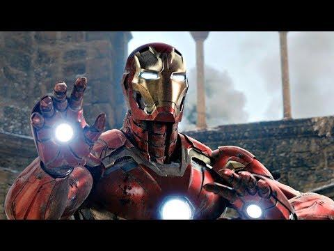 Iron-Man'nin En Manyak 7 Zırhı