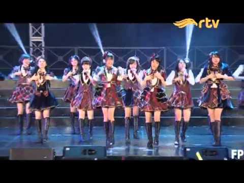 JKT48 - Kibouteki Refrain @ Konser JKT48 RTV (27-6-2015)