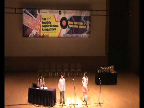 The International School of Macao (P023) - The 3rd English Radio Drama Competition