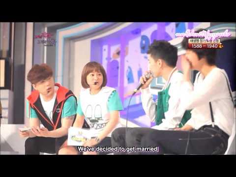 Music & Lyrics Ep 4 - Jay Park and Lee Siyoung [ENG]