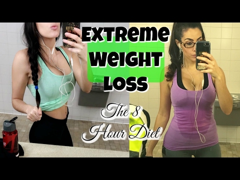Extreme Weight Loss in ONLY 8 Hours ?! | The 8 Hour Diet