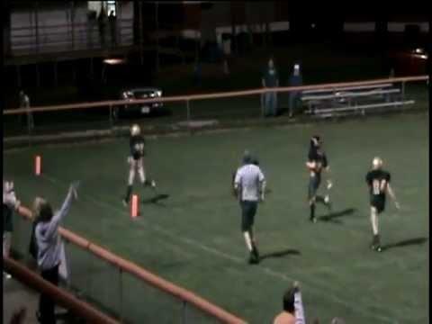 Kyle Wright Touchdown Flip