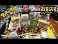 OPENING NEW POKEMON CARDS! DRAGON MAJESTY! MYSTERY BOX SENT FROM POKEMON! HUGE BOOSTER PACK BATTLE!