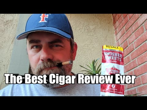 The Best Cigar Review Ever