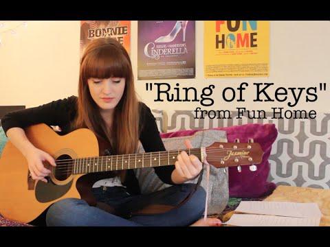 Ring Of Keys - Fun Home | Kirstyn Hippe
