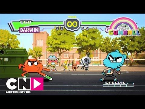 El asombroso mundo de Gumball | Dales duro | Cartoon Network
