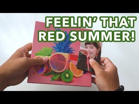 [FS:UNBOX] Red Velvet (레드벨벳) - The Red Summer Mini Album