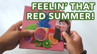 [FS:UNBOX] Red Velvet (레드벨벳) - The Red Summer Mini Album