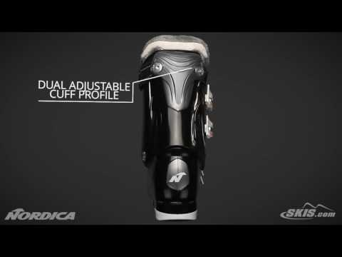 2017 Nordica Cruise 75W Womens Boot Overview by SkisDotCom