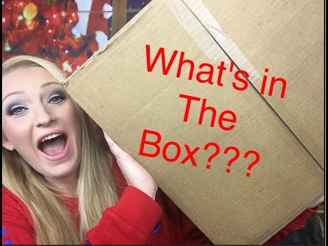 Daily Deals Mystery Box of Awesome | Christmas Edition | What's in the box?