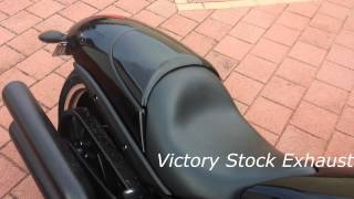 Victory Motorcycle Exhaust Sound Comparisons