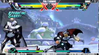 KIT14 - UMvC3 - Jayto vs Gimmix