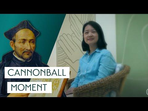Cannonball  Theresa Wang - A rolling stone gathers no moss