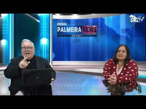 Jornal Palmeira News dia 01 de Junho de 2020