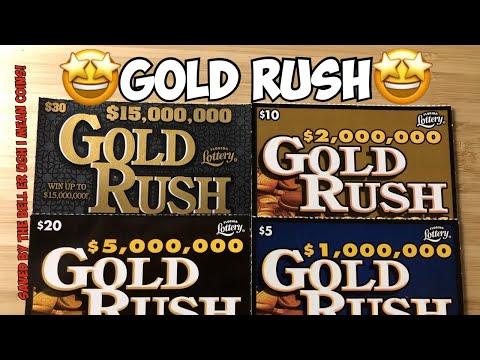 Close One! 😅   Nice Win!   4 X Gold Rush Tickets! 🤩