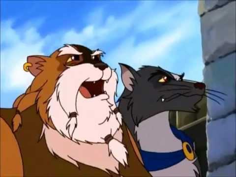 Martin The Warrior (Redwall) Fox Tickle Torture 2