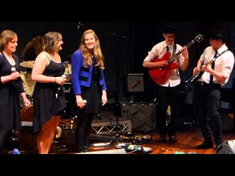 Blues Band - 01 [enter song here] Showcase UTAS Con 2012