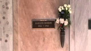 The Grave of Marilyn Monroe