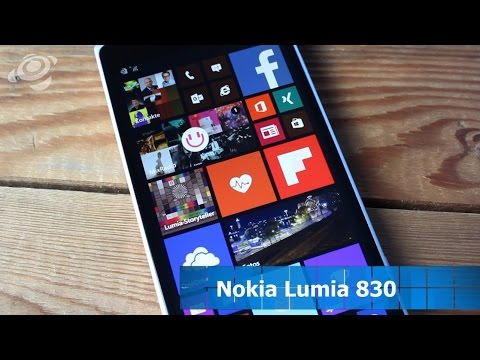 Microsoft Nokia Lumia 830 im Test [HD] Review