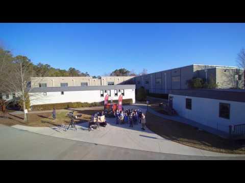North Cobb Christian School Solar Astronomy  Feb 24th 2017