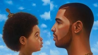 "DRAKE DENIES BLUE IVY ON ""NOTHING WAS THE SAME"" ALBUM COVER ART"