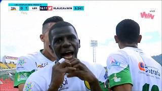 Tolima vs. Leones (3-2) | Liga Aguila 2018-II | Fecha 16