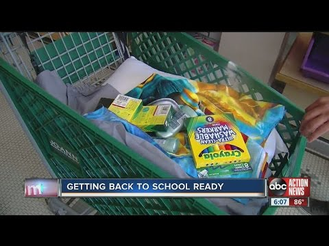 FREE school supplies are available at the Back to School Bash being held Saturday and Sunday