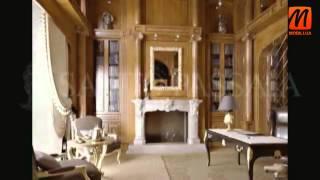 видео Элитная мебель для кабинета из Италии