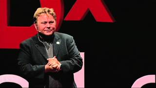 Reaching for the moon - creating a multi-planet civilization: Robert Richards at TEDx SugarLand