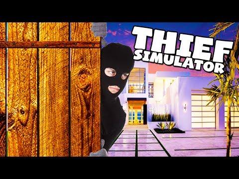 DARN FANCY CAMERAS!! - THIEF SIMULATOR! #9