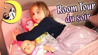 VLOG - Routine du soir - Room Tour : 2 peluches My Little Pony pour bien dormir !