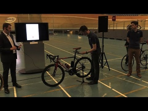 UCI: New testing device will find out mechanical doping
