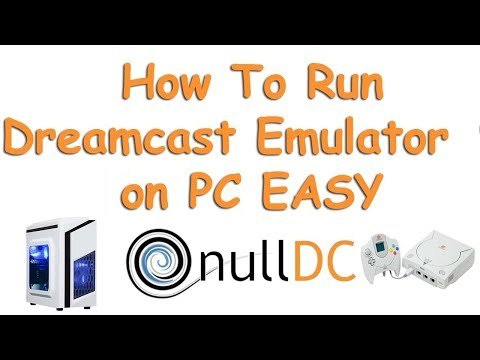 NullDC Dreamcast Emulator For Windows 10/8/7 Free Download - Windows