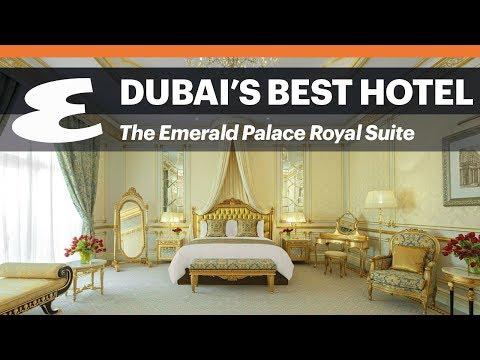Emerald Palace Kempinski Royal Suite (Dubai's Best Suite?)