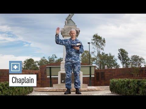 Air Force - Chaplain - Kevin