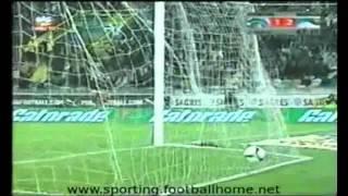 Sporting 5-3 Benfica com Relato Antena 1