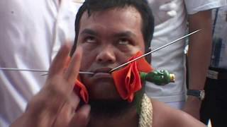 DOCUMENTARY, VEGETARIAN FESTIVAL, A CULTURAL EXPERIENCE, PHUKET, THAILAND, TRAVEL, CULTURE