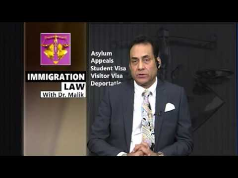 Immigration Law 22 October 2016