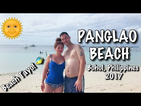 PANGLAO BEACH Bohol, Philippines 2017 - Let's go to the BEACH! + Another Tattoo??
