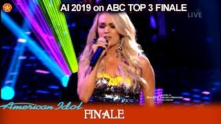 """Carrie Underwood sings hit single """"Southbound"""" Guest Performance  