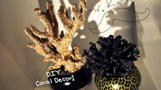 Mr. Kate Diy Aquarium Coral Home Decor