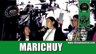 Palabras de Marichuy en el concierto